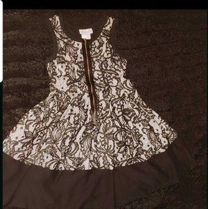 Classic bonnie Jean lace dress